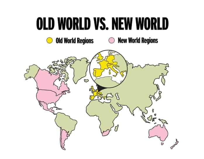 old world vs. new world 2