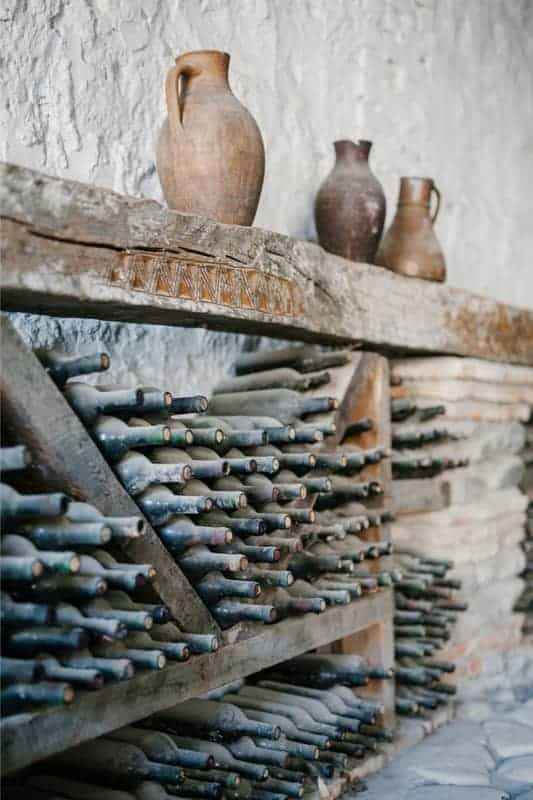 wine storage options