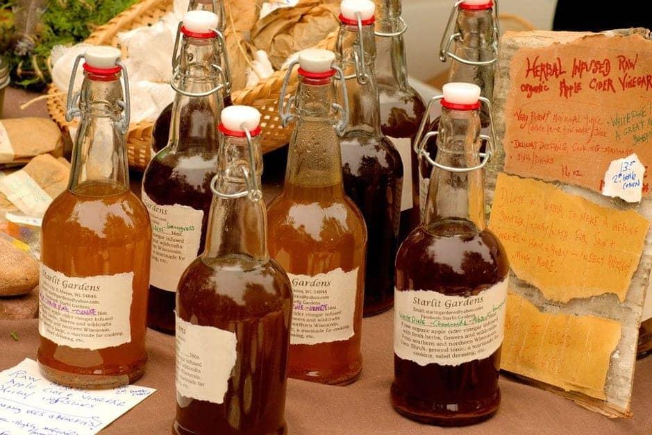 Apple Cider Vinegar as a Substitute