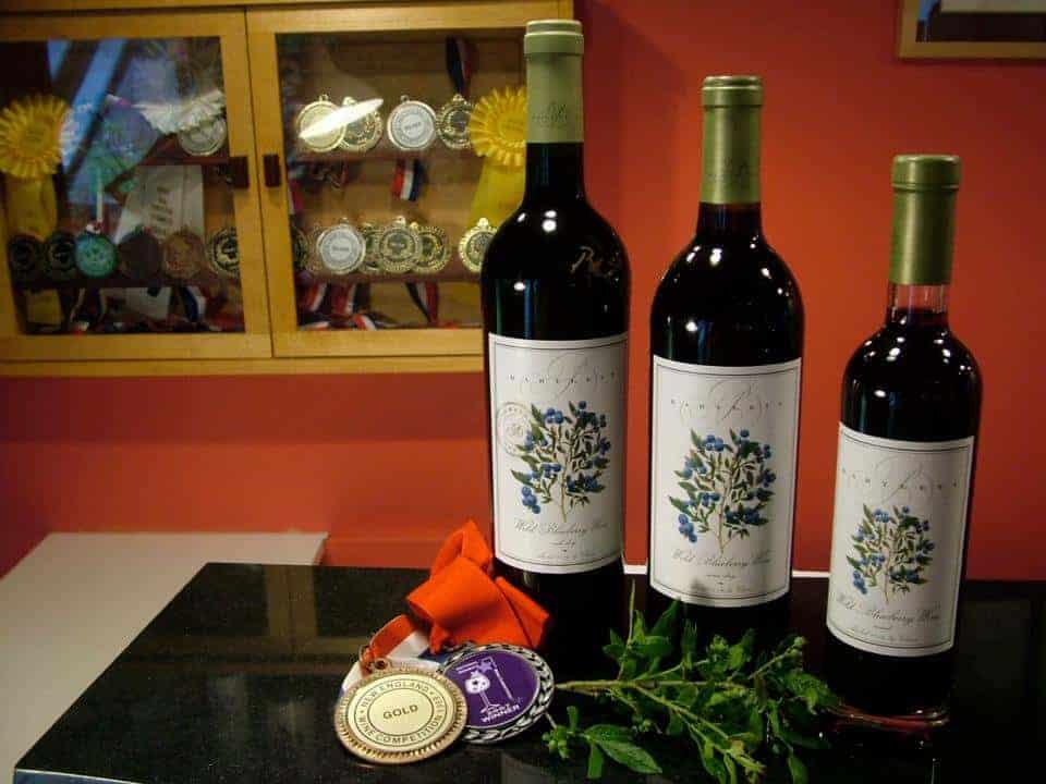 Bartlett Maine Estate Winery 2