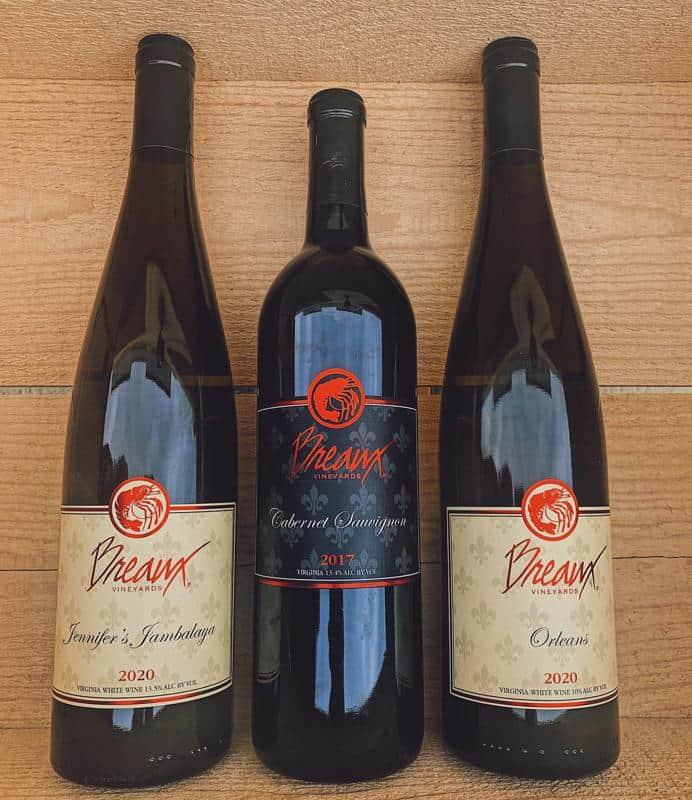 Breaux Vineyards 3