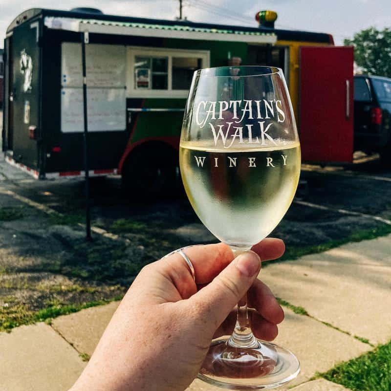 Captain's Walk Winery 2