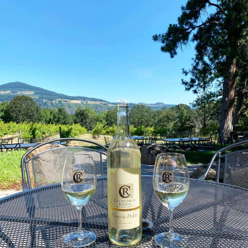 Cathedral Ridge Winery 2