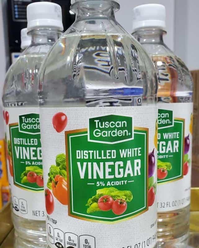 Common Uses of White Vinegar