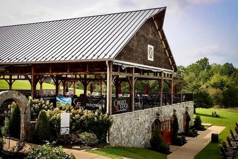 Creek's Edge Winery 1
