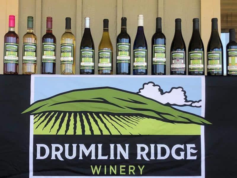 Drumlin Ridge Winery 2