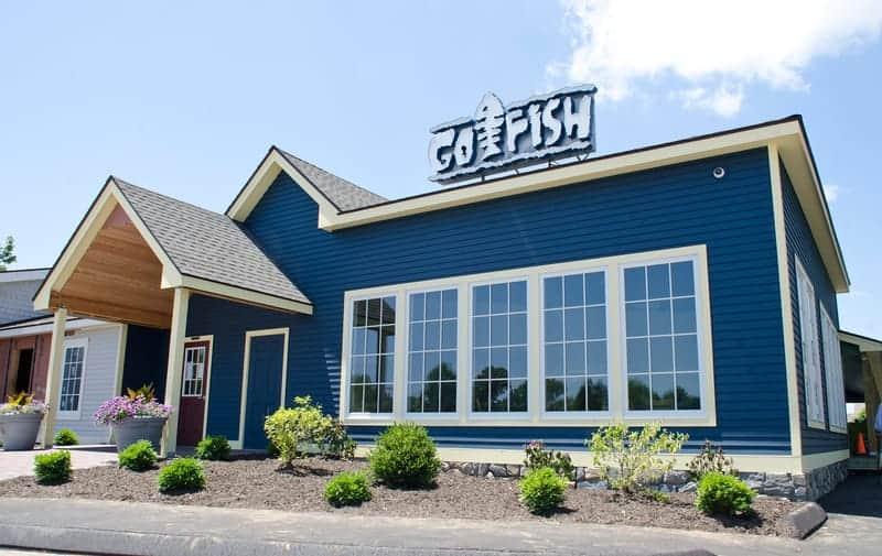 Go Fish Restaurant 1