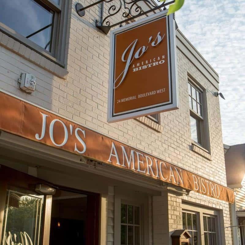 Jo's American Bistro 1