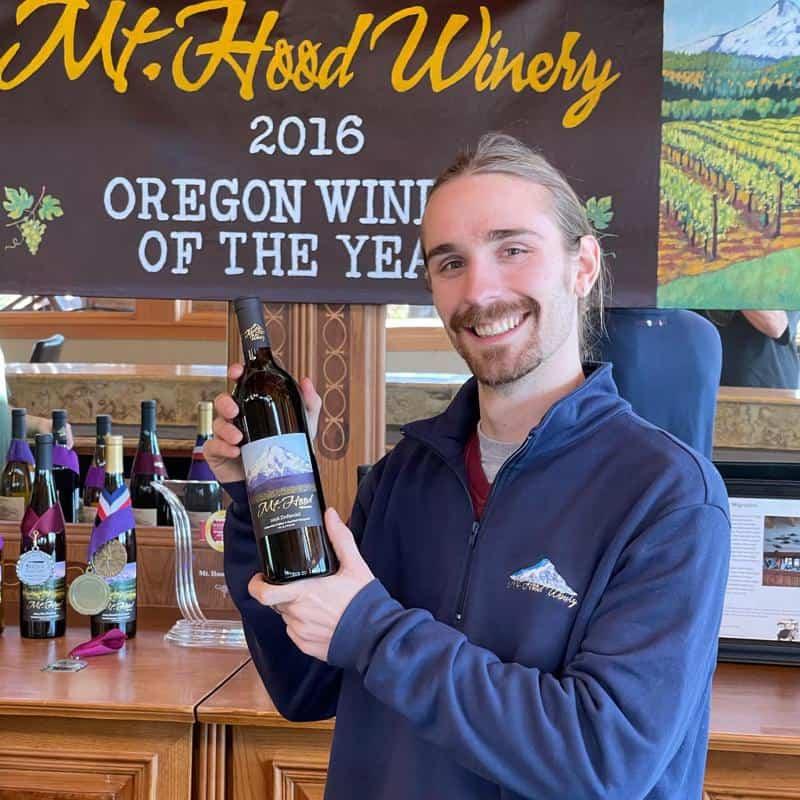 Mt. Hood Winery 3