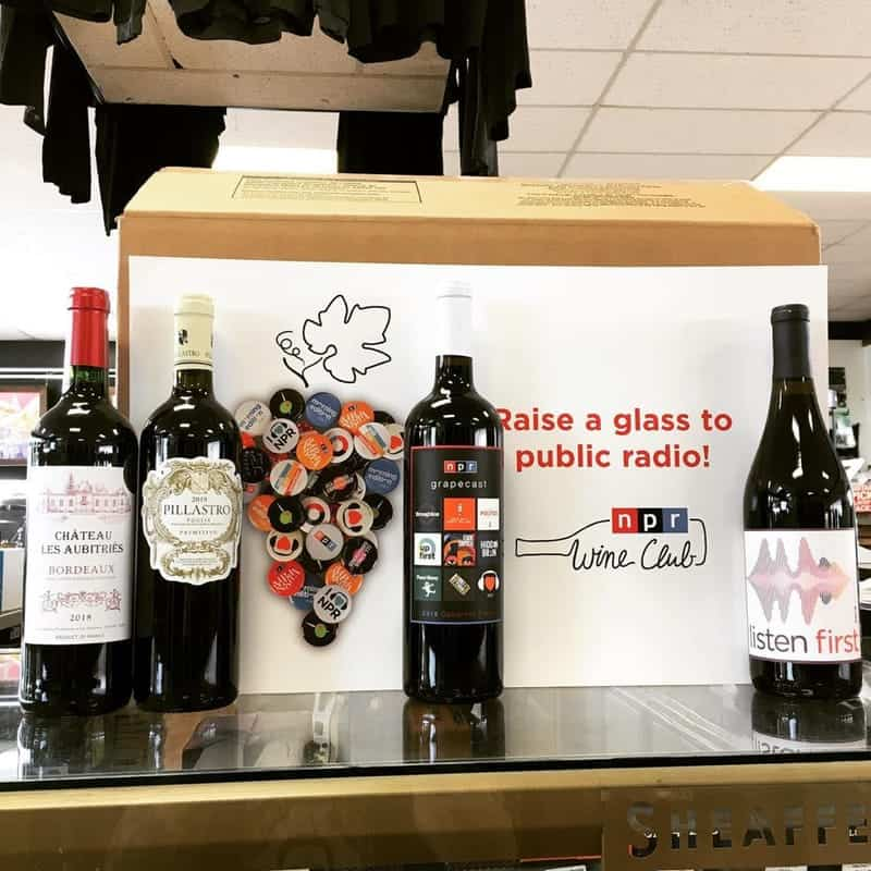 NPR Wine Club Overview