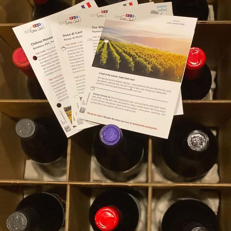 NPR Wine Education
