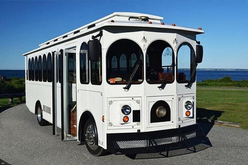Newport Trolley Tours