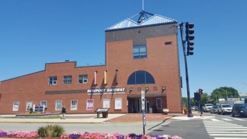 Newport Visitors Information Center