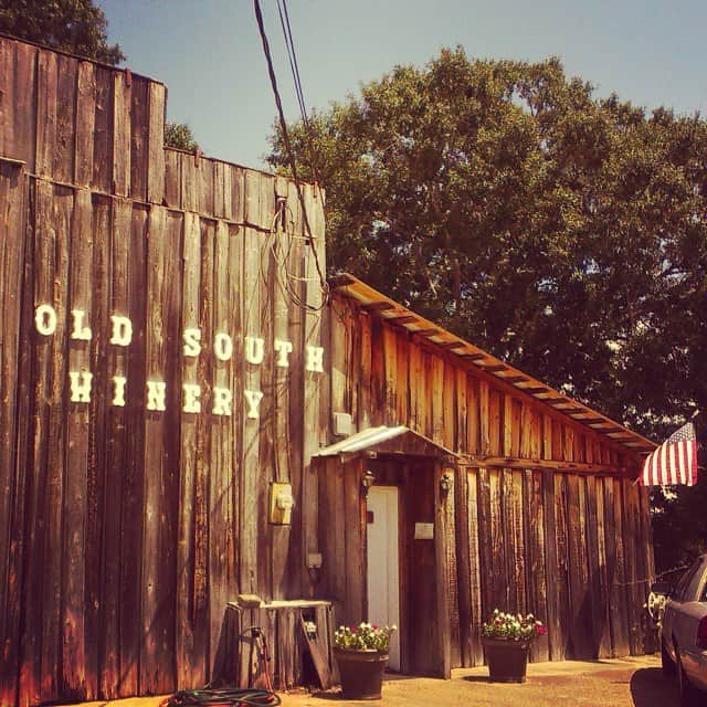 Old South Winery 1
