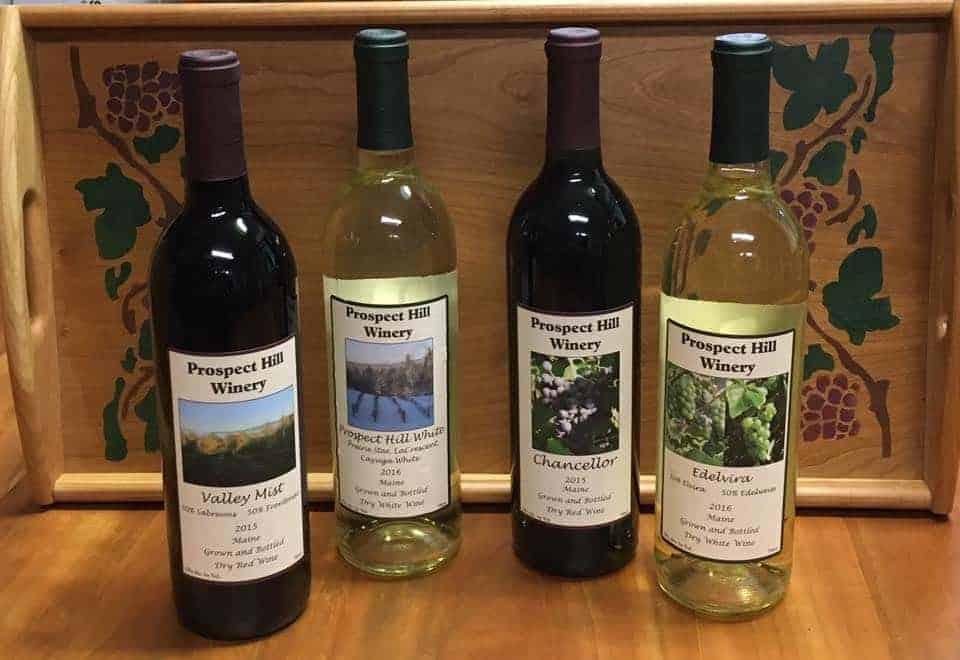 Prospect Hill Winery & Vineyard 2