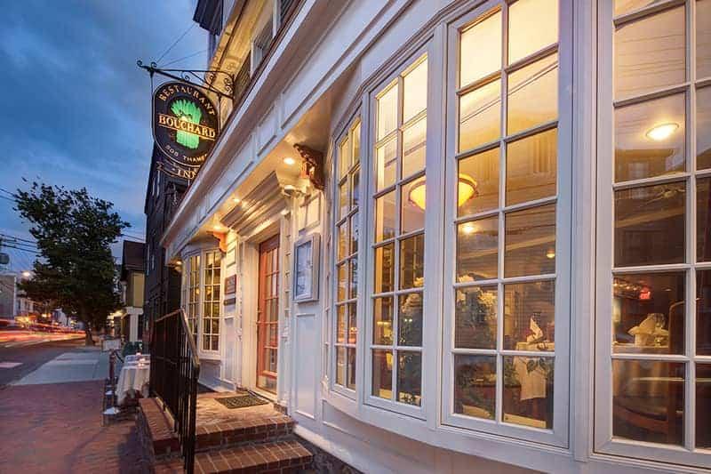 Restaurant Bouchard 1