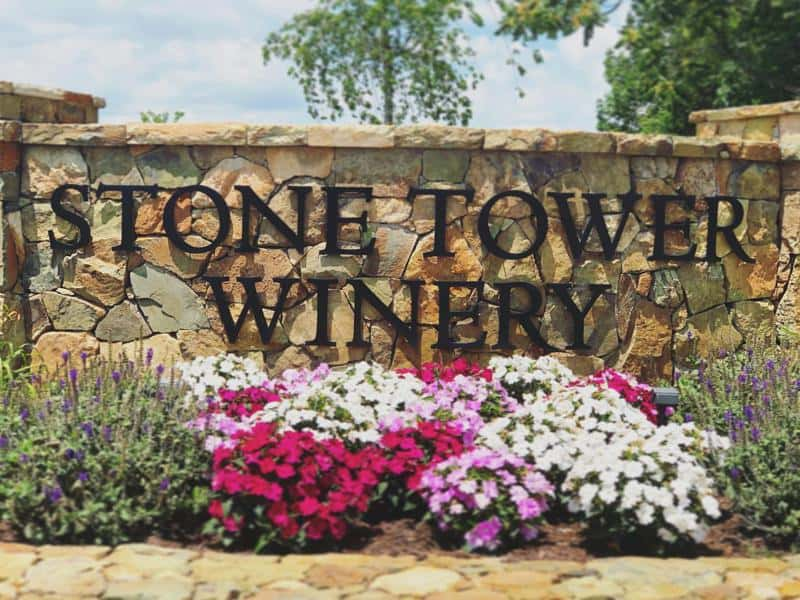 Stone Tower Winery 1