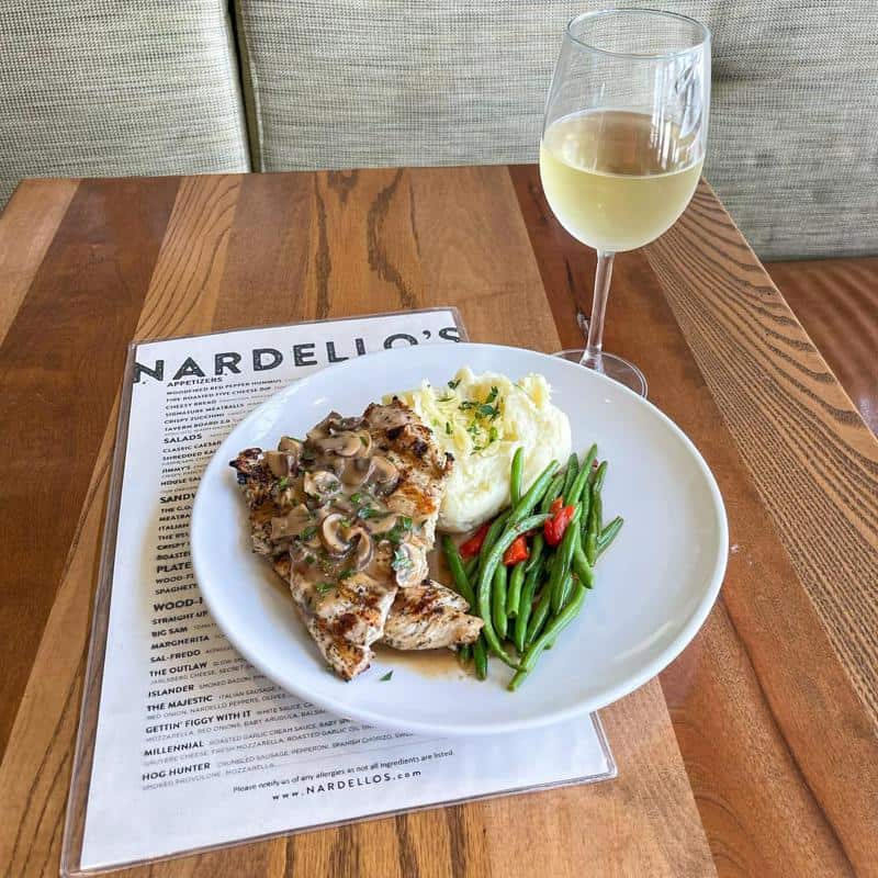 What Wines Goes With Chicken Marsala
