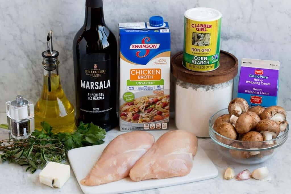 What You Need to Know About Marsala Wine When Cooking