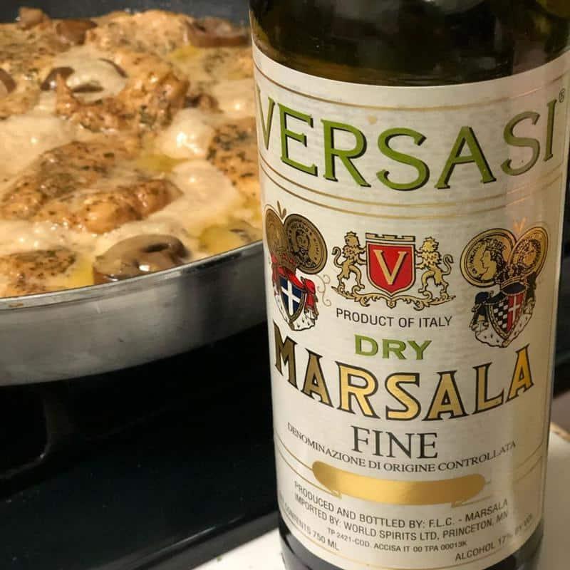What is Marsala Wine