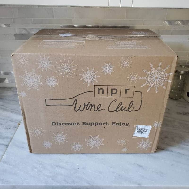 What is NPR Wine Club