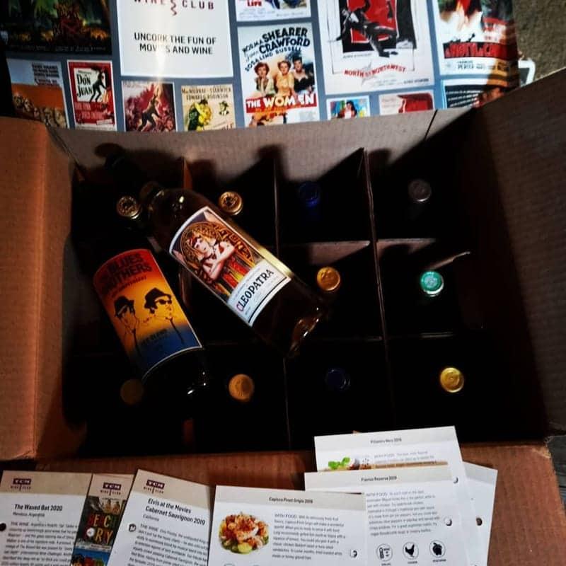 What is TCM Wine Club
