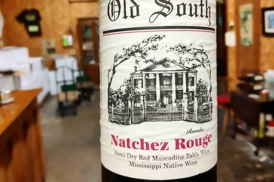 Wineries in Mississippi