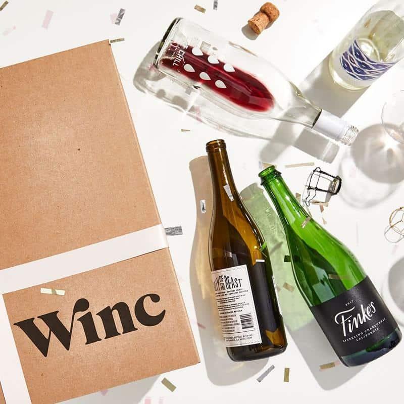 winc wine club details