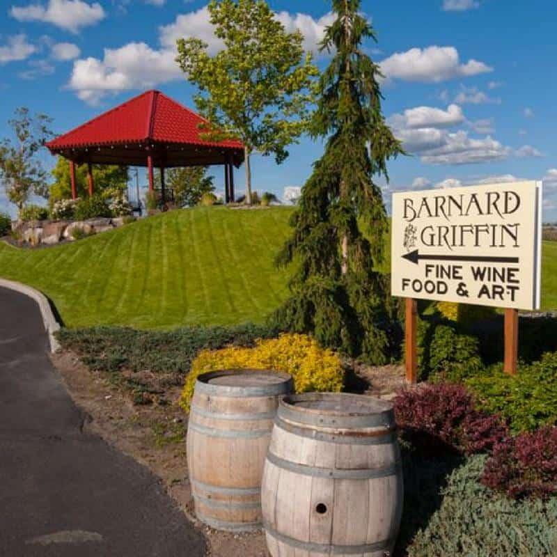 Barnard Griffin Winery 1