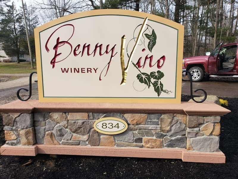 Benny Vino Urban Winery 1