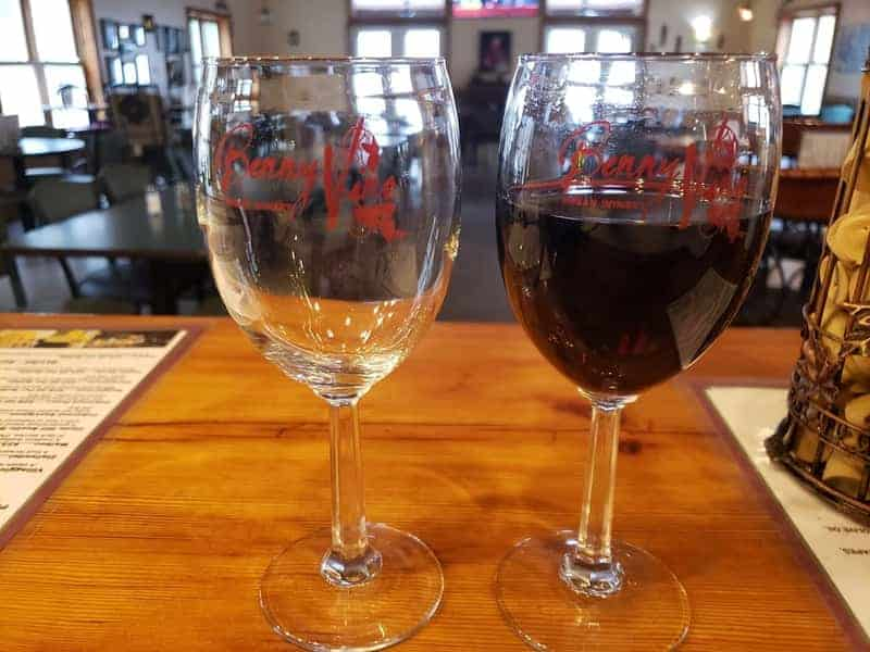 Benny Vino Urban Winery 2