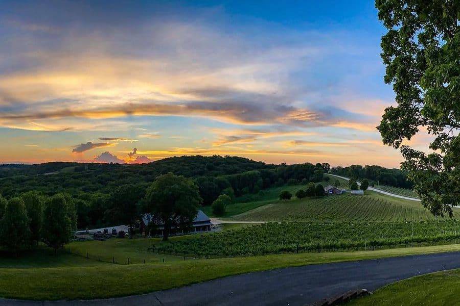 Best Wineries in Iowa