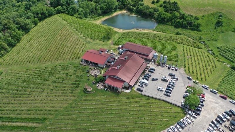 Cedar Ridge Winery and Distillery 1