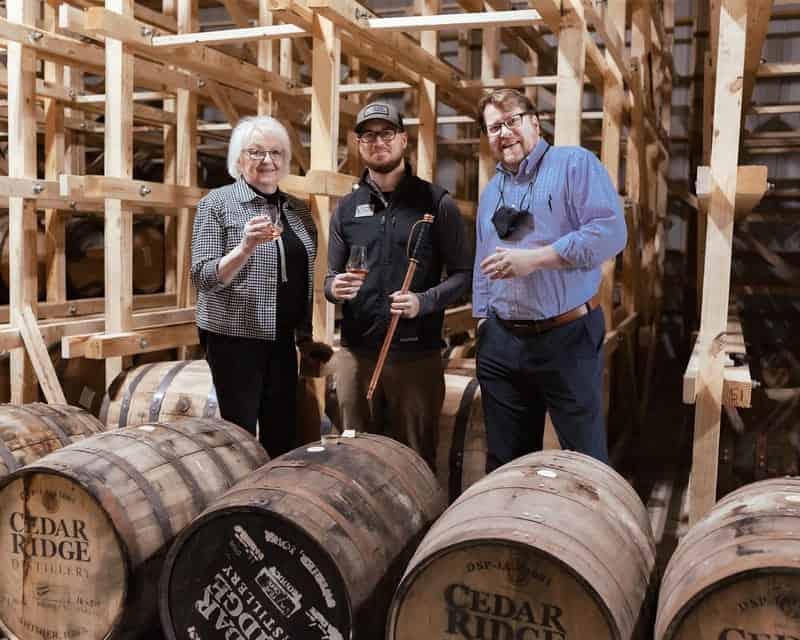 Cedar Ridge Winery and Distillery 3