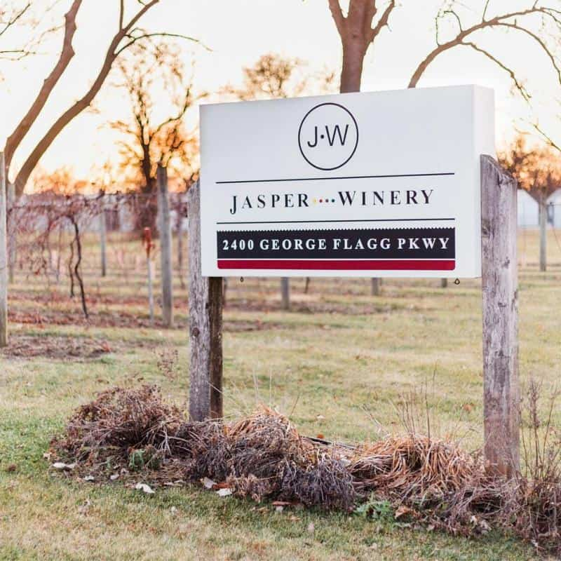 Jasper Winery 1