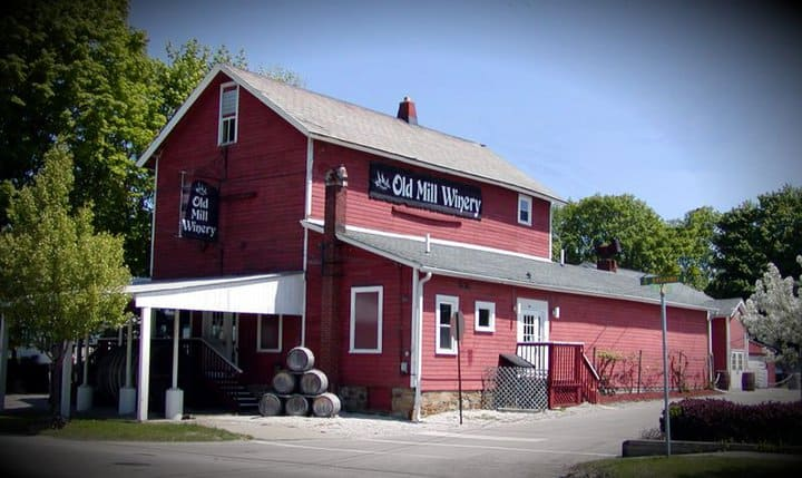 Old Mill Winery 1