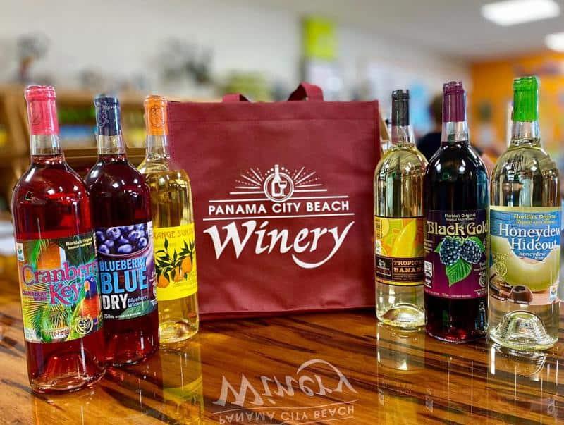 Panama City Beach Winery 2