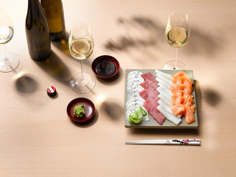 Should You Pair Wine with Sushi