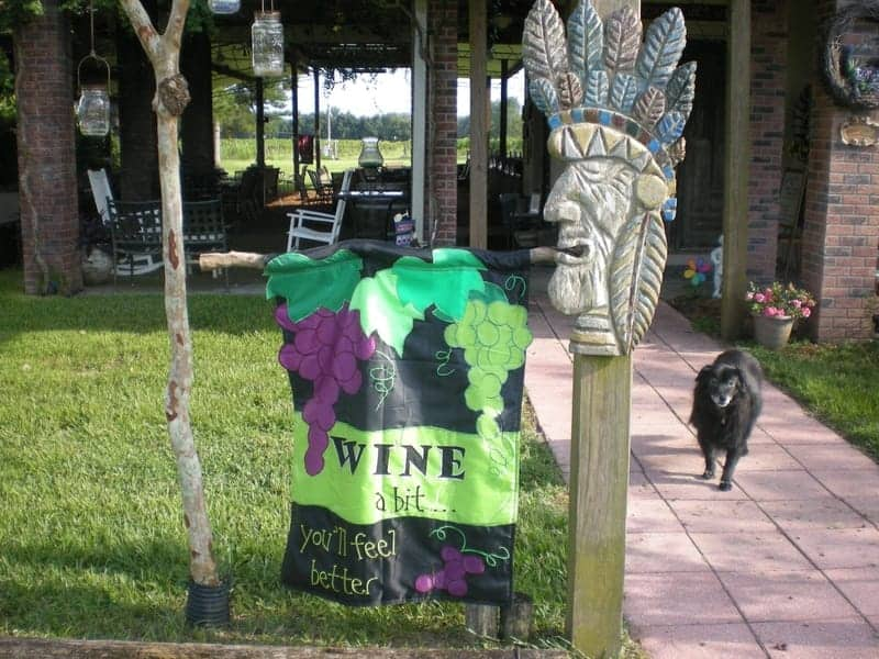 Strong Tower Vineyard & Winery 1