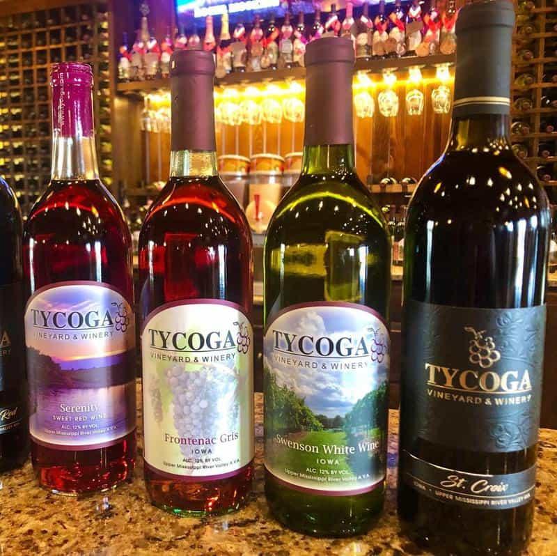 Tycoga Vineyard and Winery 3