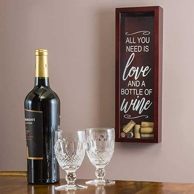 Vine Country Wine Cork Holder