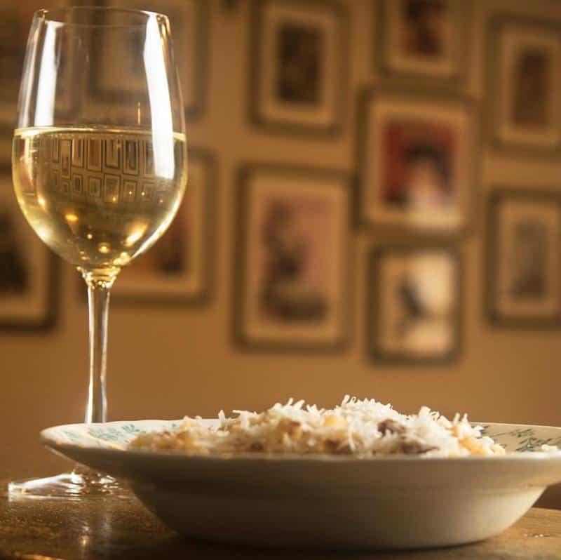 Popular White Wine and Pasta Pairings