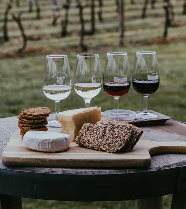 Why are Wine and Cheese Such a Good Pairing