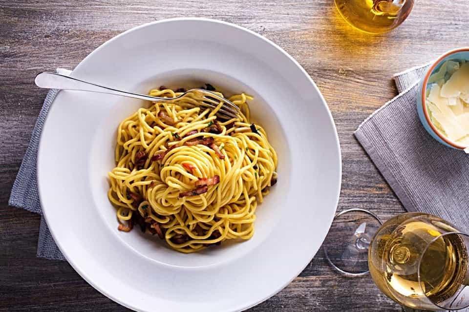 Wine Goes with Pasta
