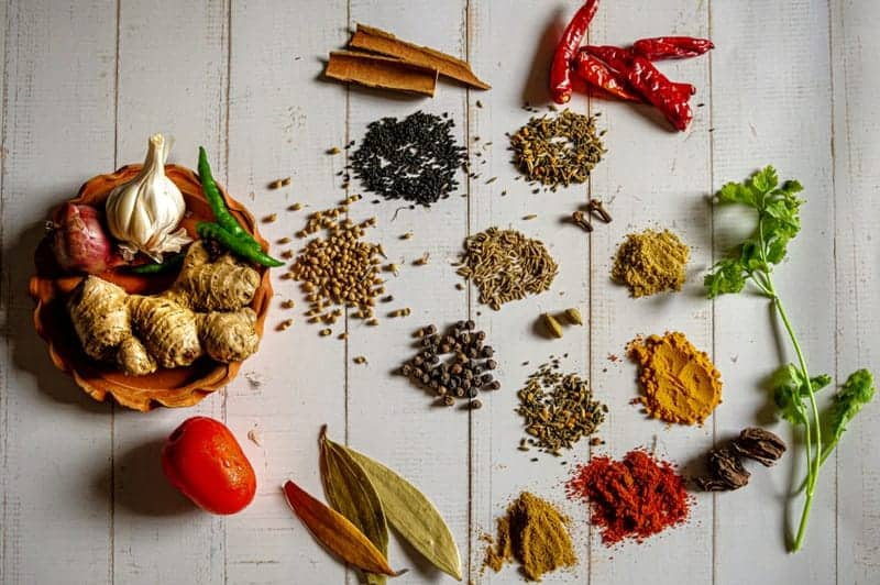 A Tale of Spice and Wine