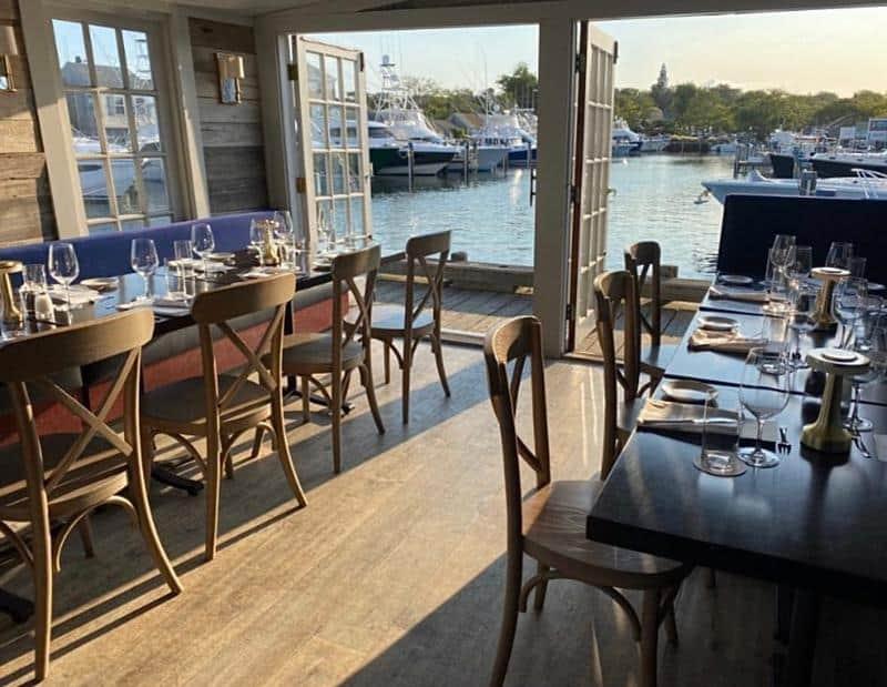 CRU Nantucket Oyster Bar 1