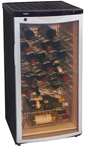 Haier BC112G 30-Bottle Wine Cellar