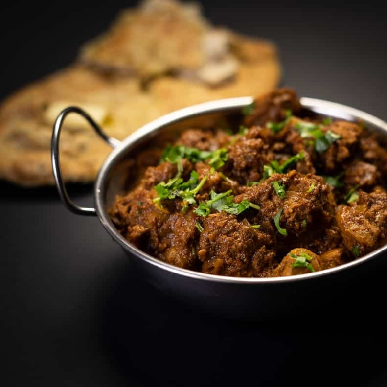 Wine Pairing with Lamb Curry